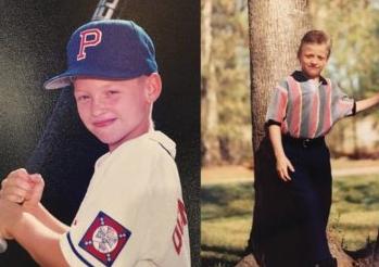 Josh Donaldson in Childhood