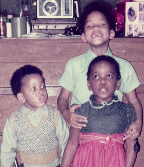 Will Smith and His Siblings