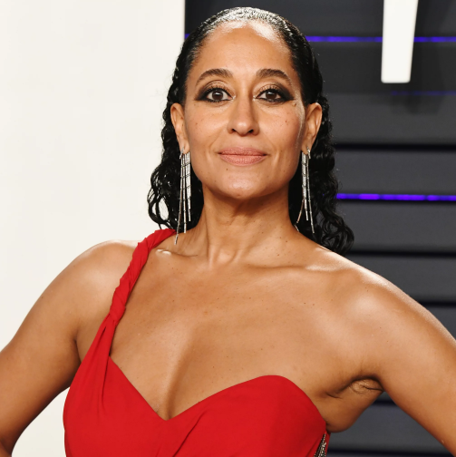 Tracee Ellis Ross, a famous actress