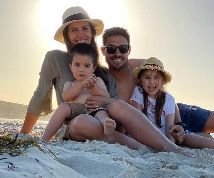 Bruno Fornaroli Family