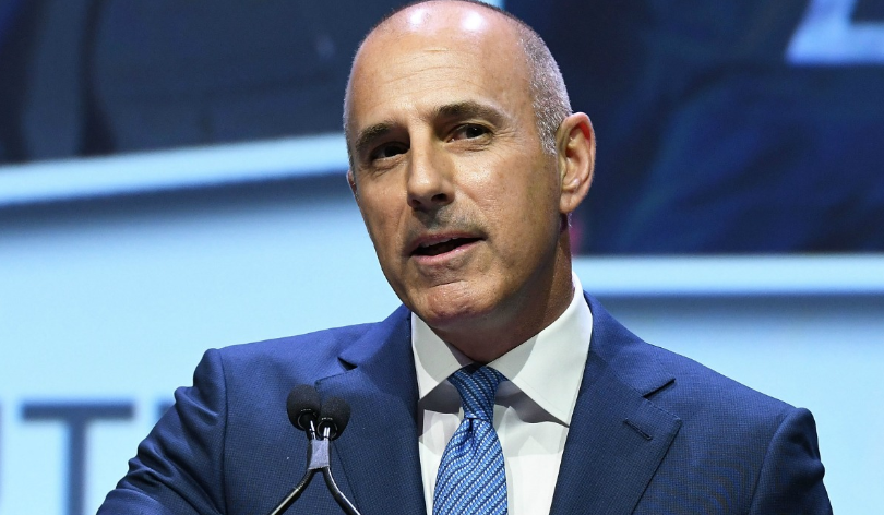 Matt Lauer, a famous News Anchor