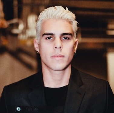 Zabdiel De Jesus, the member of the band CNCO