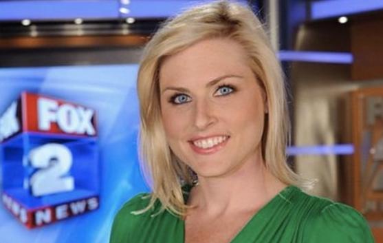 Jessica Starr, a reporter for Fox 2
