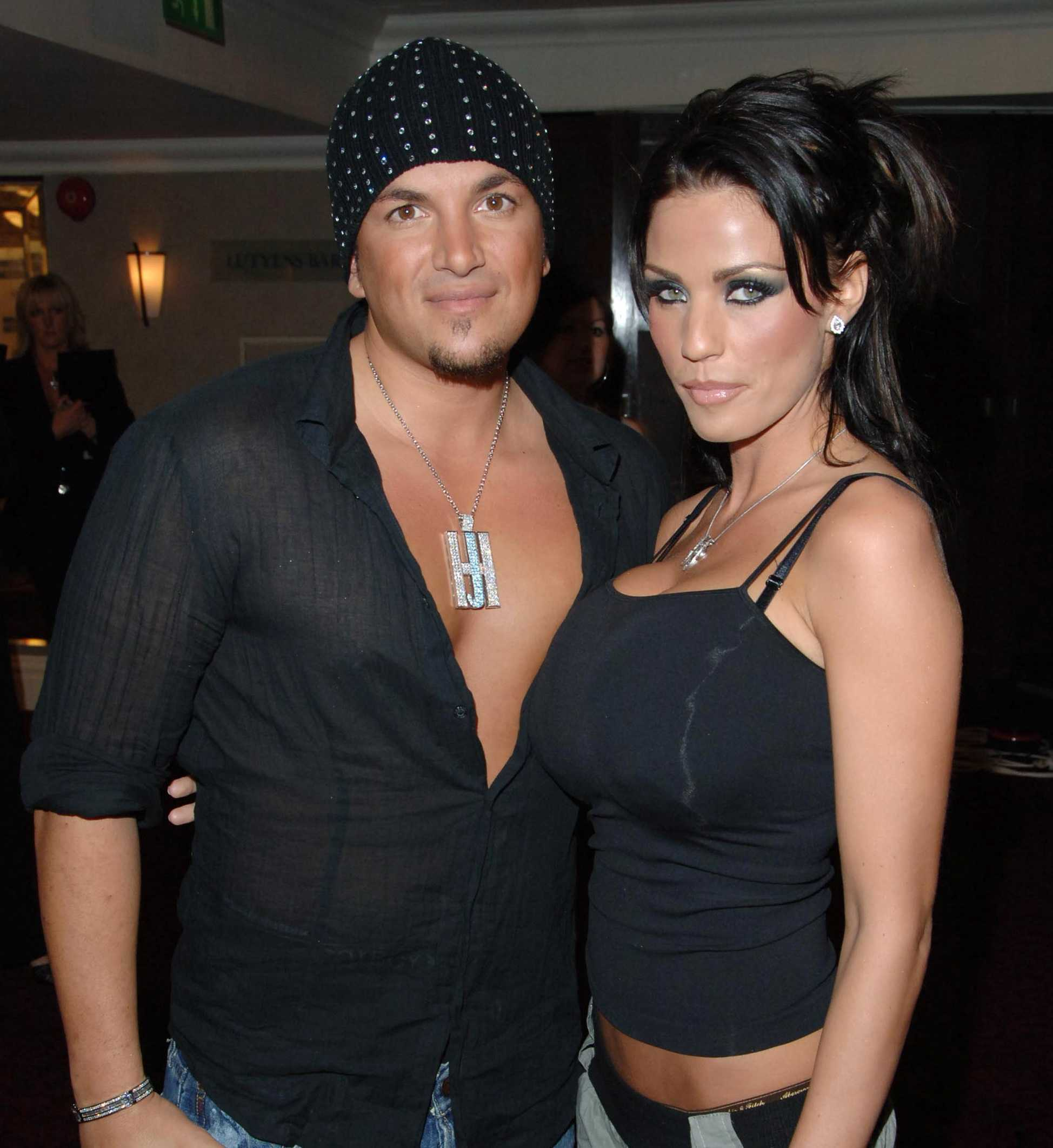 Peter Andre Divorce