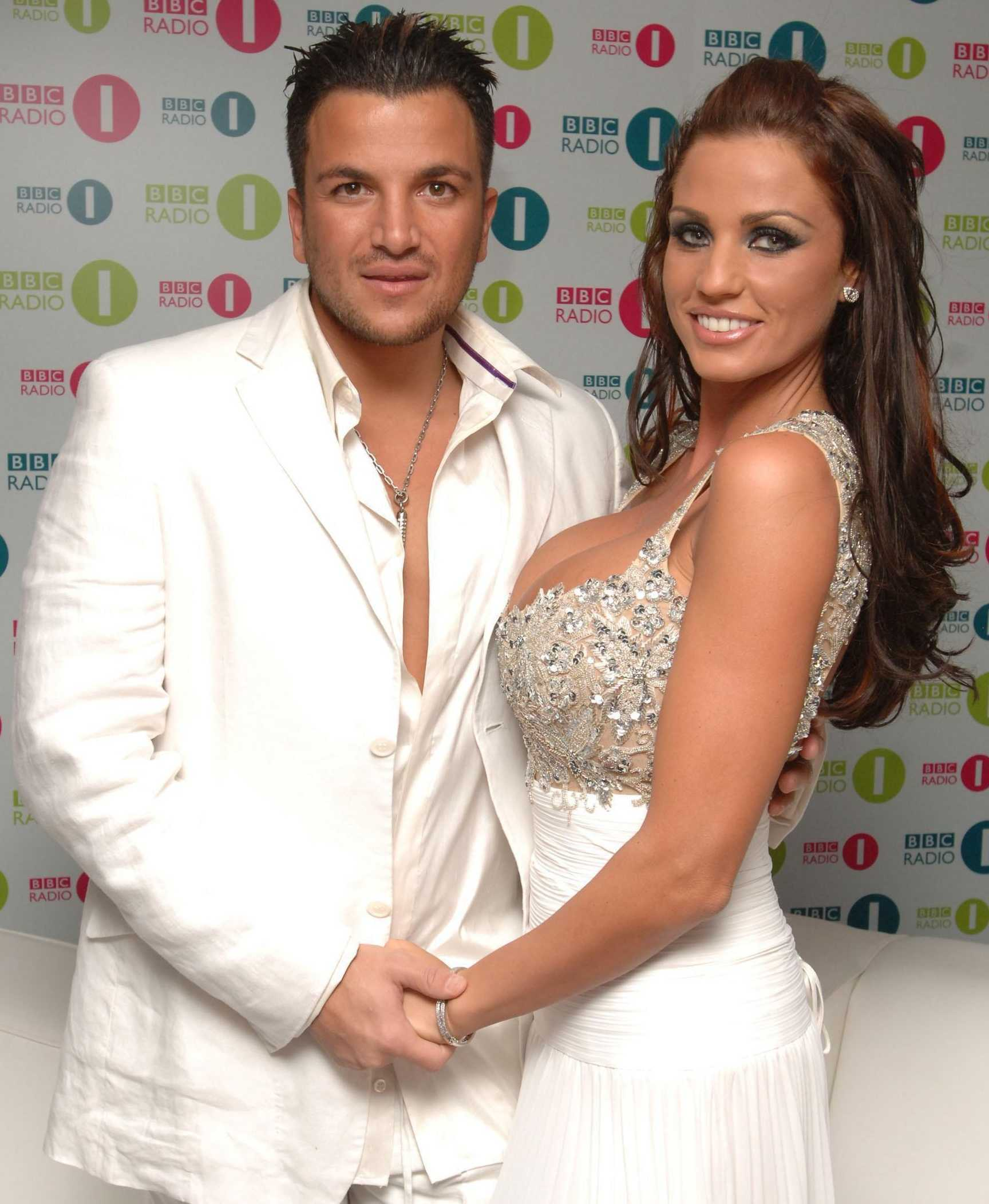 Peter Andre Ex wife