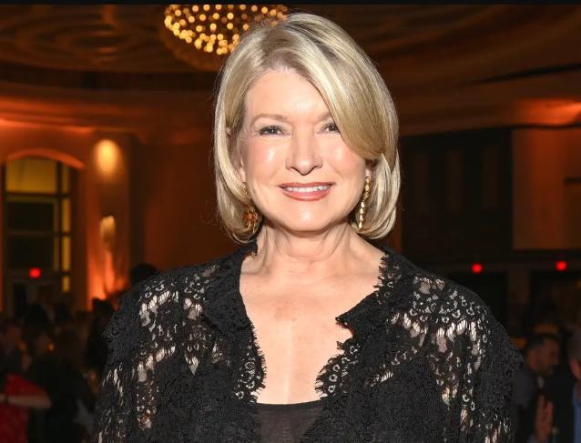 Martha Stewart, an America's first female self-made billionaire when her company, Martha Stewart Living Omnimedia, went public in 1999