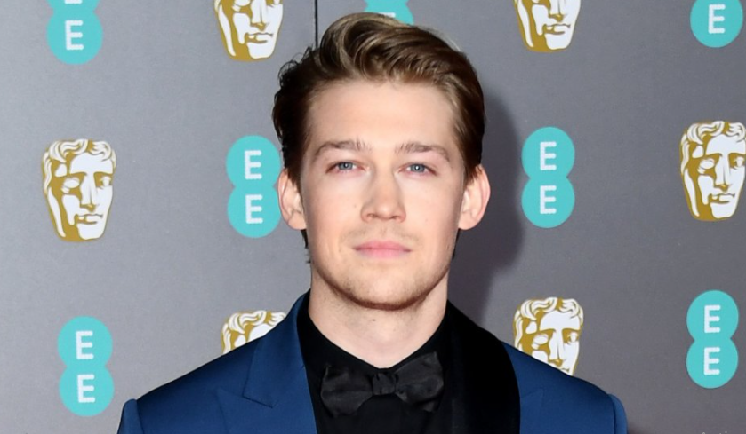 Joe Alwyn, a famous actor