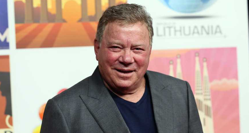 Canadian Actor and Author, William Shatner