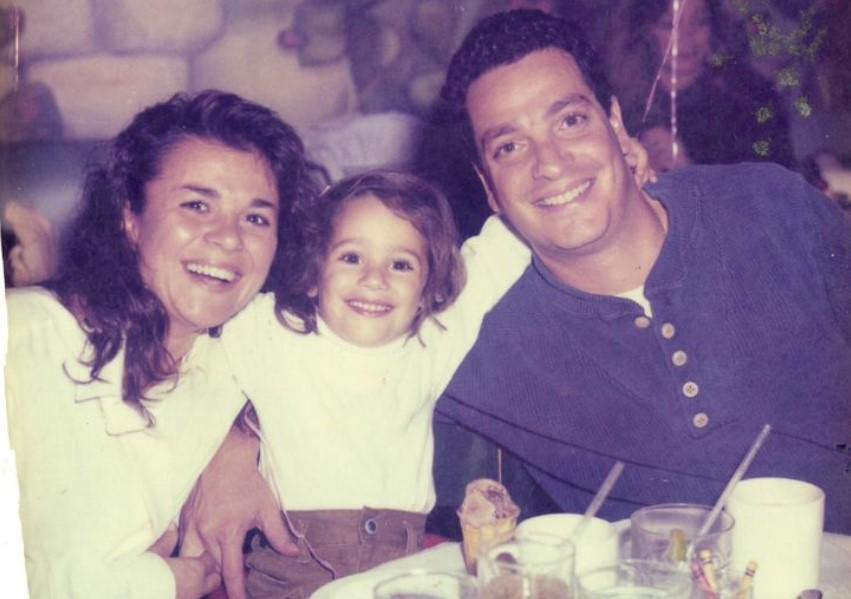 Lea Michele Parents