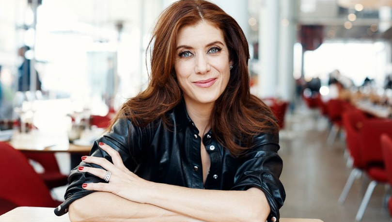 Kate Walsh, a famous actress and businesswoman