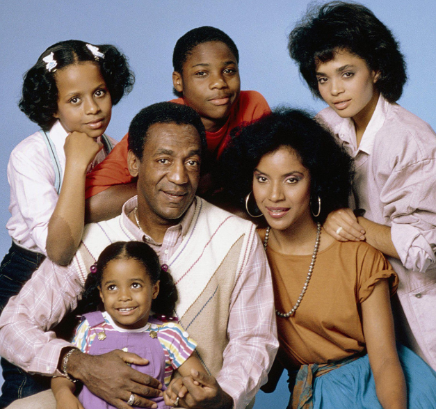 Lisa Bonet In The Cosby Show