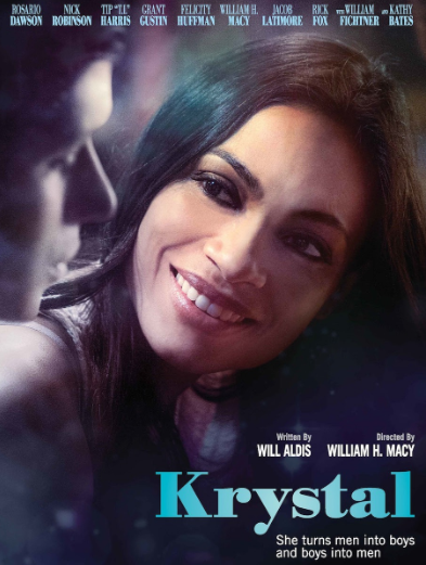 Rosario in the Netfilx, Krystal