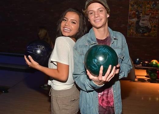 Jace Norman With Isabela