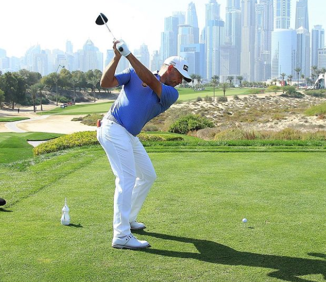 British Professional Golfer, Lee Westwood