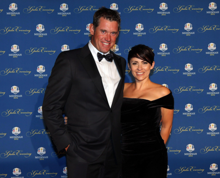 Lee Westwood and his wife, Laurae Divorced after 16 years of their married life