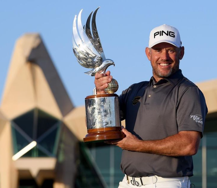 Lee Westwood won the HSBC Championship in Dubai by two shots