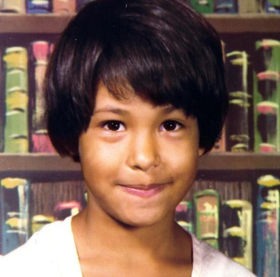 Selena Quintanilla young
