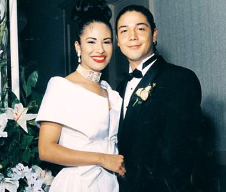 Selena Quintanilla Married