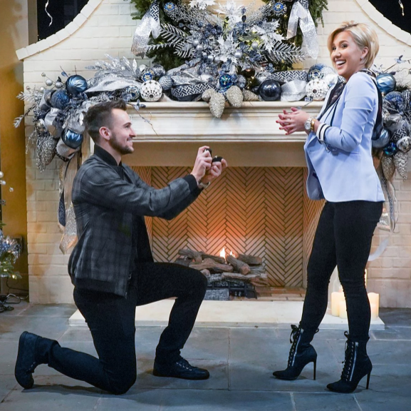 Savannah Chrisley is engaged to Nic Kerdiles