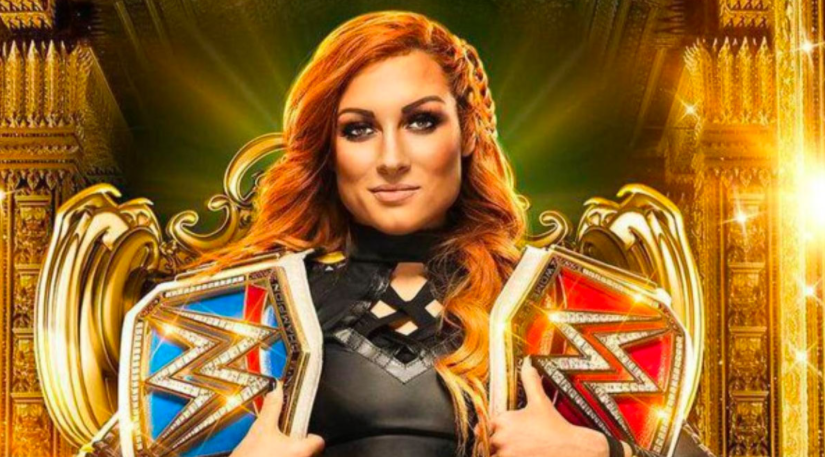 Becky Lynch, a famous wrestler and actress