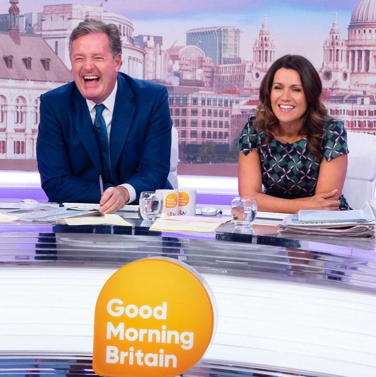 Susanna Reid Good Morning Britain #tvchoiceawards