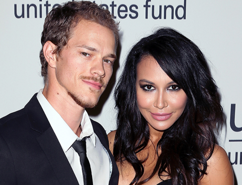 Naya Rivera with her ex-husband Ryan Dorsey