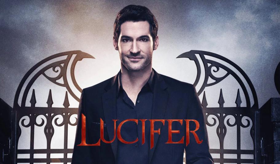 Tom Ellis in the TV Series Lucifer