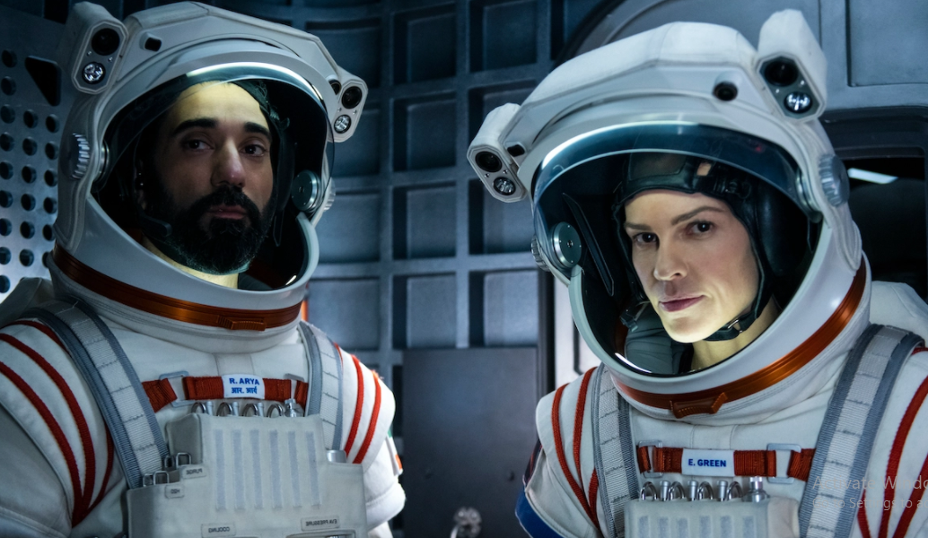 Away, the upcoming sci-fi drama starring Hilary Swank and Josh Charles.