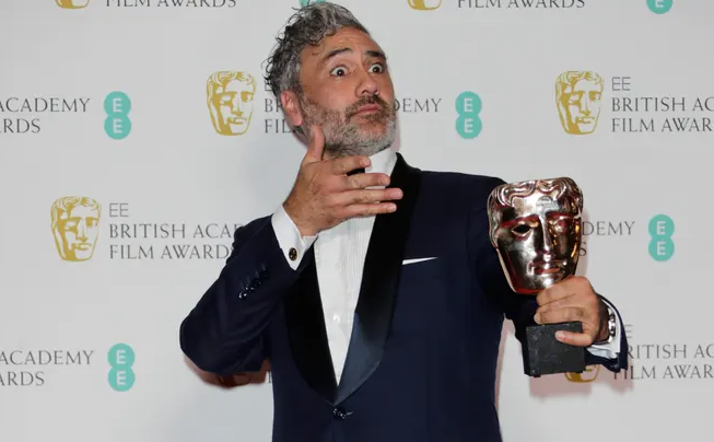 TAika Waititi With Awards