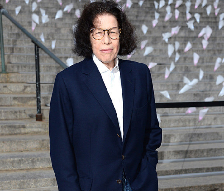 Fran Lebowitz, a famous author