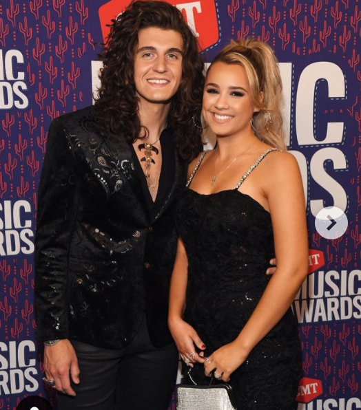 Gabby Barrett and Cade Foehner married in 2019
