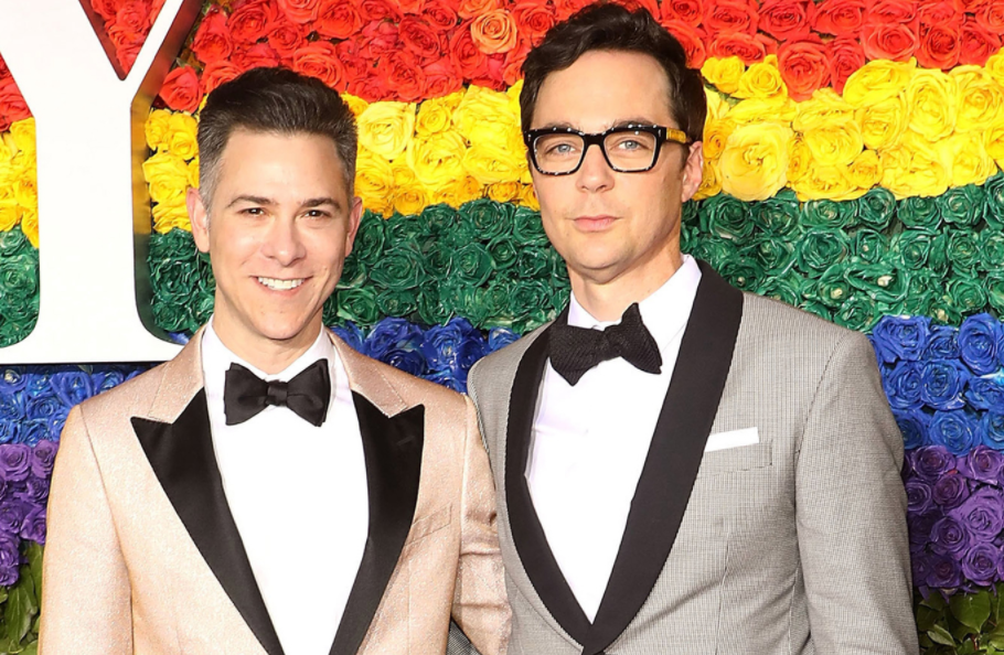 Jim Parsons and his partner, Todd Spiewak, both suffered from COVID-19