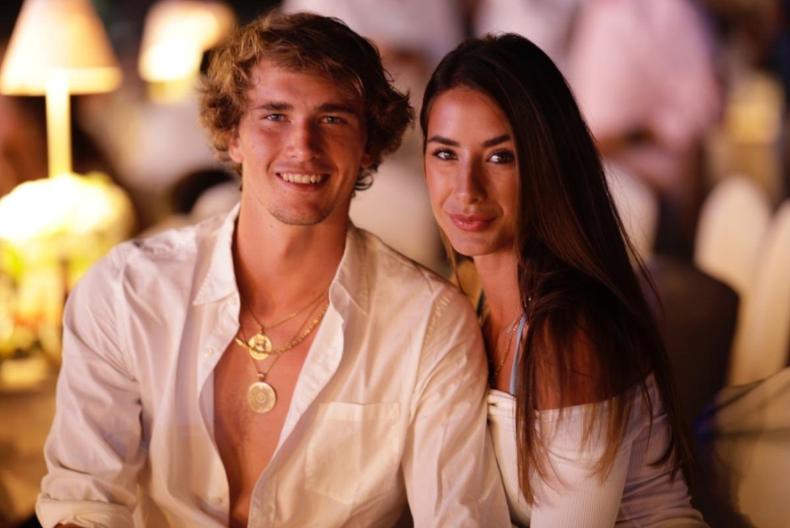 Brenda Patea Breaks Up With Alexander Zverev