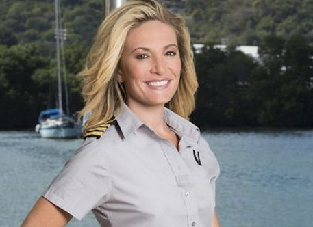 Kate Chastain In Below Deck