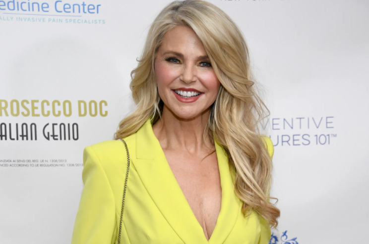 Christie Brinkley, a famous model, actress, & businesswoman
