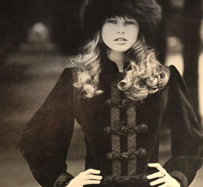 Christie Brinkley started her career as a model