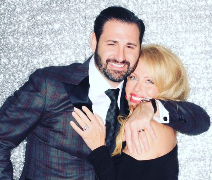Dina Manzo and Dave Cantin married in June 2017