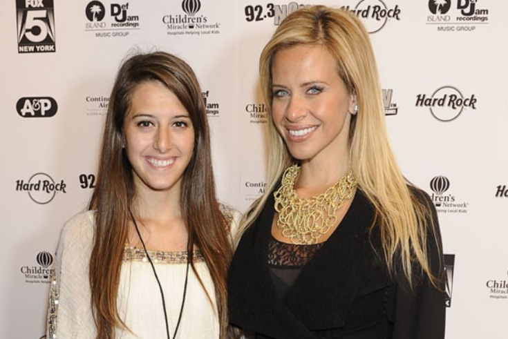 Dina Manzo and her daughter, Lexi Ioannou