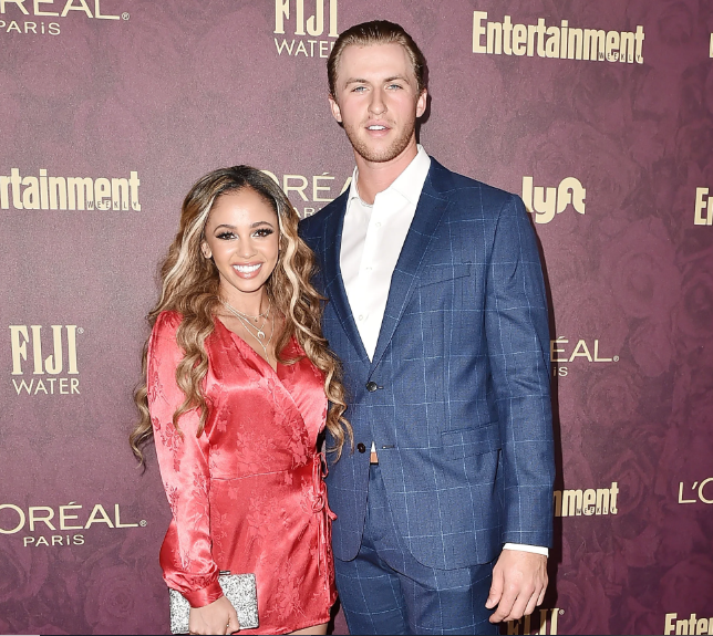 Michael Kopech Files Divorce For Vanessa Morgan