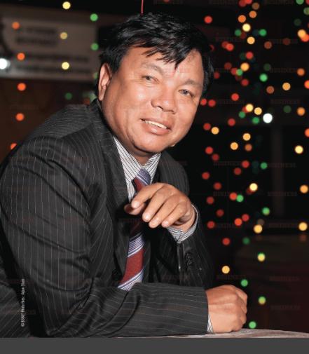 Mahabir Pun, Nepali scientist, teacher, social entrepreneur