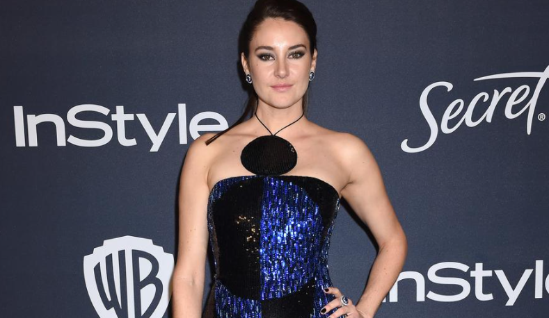 American Actress and Model, Shailene Woodley