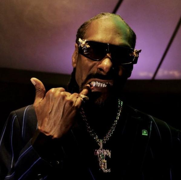 Snoop Dogg Teeth