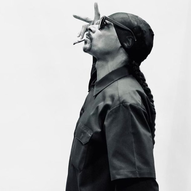 Stylish Rapper and Singer, Snoop Dogg