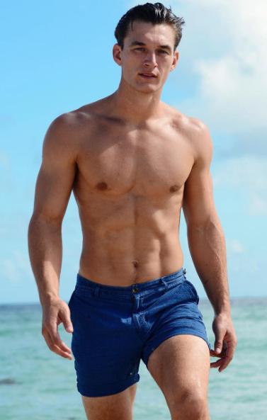Tyler Cameron's Body