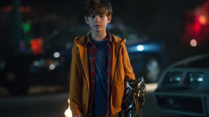 Jacob Tremblay in the 2017 film 'The Predator'
