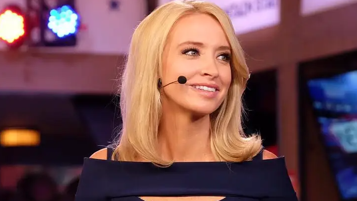 Kayleigh McEnany, a famous American spokesperson, political commentator and writer