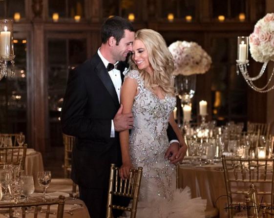 Kayleigh McEnany with her husband Sean Gilmartin