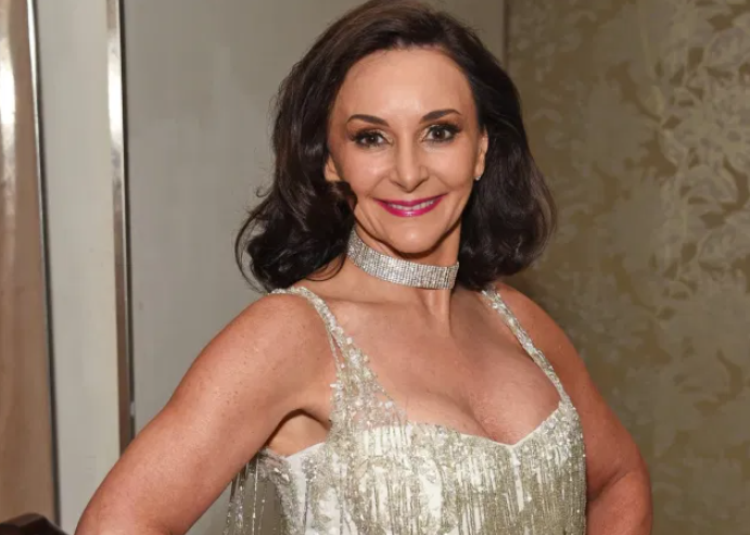 Shirley Ballas, a famous ballroom dancer