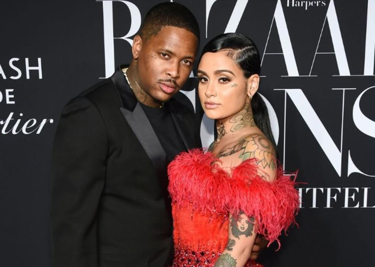 Kehlani With Her Ex-Boyfriend YG