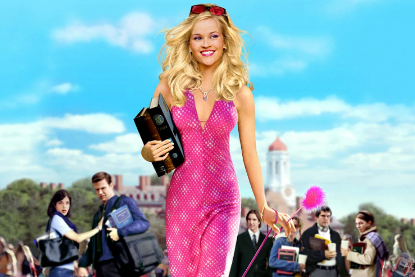 Reese Witherspoon will be appearing in Legal Blonde 3